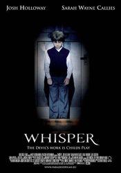 Affiche Whisper