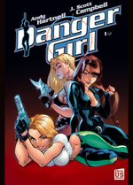 Couverture Danger Girl (Soleil), tome 1