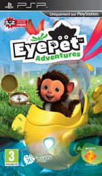 Jaquette Eyepet Adventures