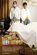 Affiche Alien Autopsy