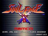 Jaquette Soul Edge Ver. 2