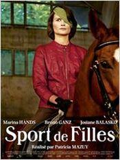 Affiche Sport de filles
