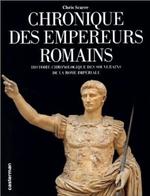 Couverture Chronique des empereurs romains