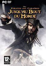 Jaquette Pirates des Caraïbes : Jusqu'au bout du monde