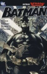 Couverture Batman: Long Shadows