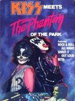 Affiche Kiss contre les fantômes