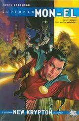 Couverture Superman Mon-El
