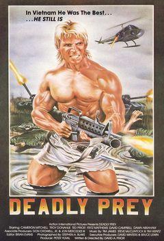 Affiche Ultime combat