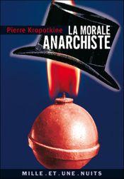 Couverture La morale anarchiste