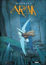 Couverture L'Arpenteur - Arzak, tome 1