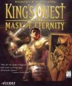 Jaquette King's Quest : Mask of Eternity