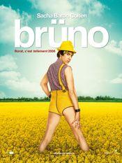 Affiche Brüno