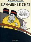 Couverture L'Affaire le Chat - Le Chat, tome 11