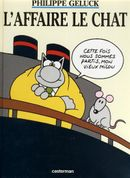 Couverture L'Affaire le Chat - Le Chat, tome 11