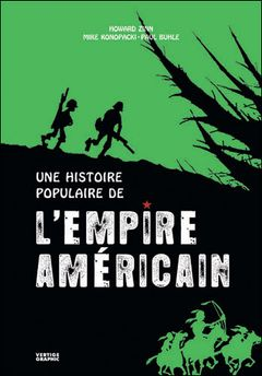 Couverture Une histoire populaire de l'empire américain