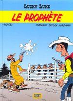 Couverture Le Prophète - Lucky Luke, tome 68