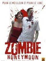 Affiche Zombie Honeymoon