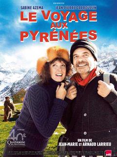 Affiche Le Voyage aux Pyrénées