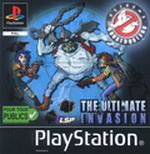 Jaquette Extreme Ghostbusters : The Ultimate Invasion