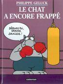 Couverture Le Chat a encore frappé - Le Chat, tome 13