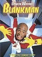 Affiche Blankman