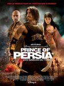 Affiche Prince of Persia : Les Sables du temps