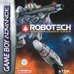 Jaquette Robotech : The Macross Saga
