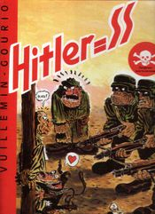 Couverture Hitler = SS
