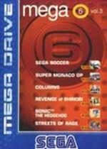 Jaquette Mega 6 Vol. 3