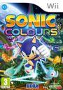 Jaquette Sonic Colours