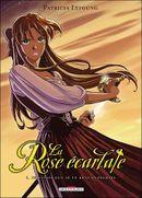 Couverture Je savais que je te rencontrerais - La Rose écarlate, tome 1