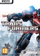 Jaquette Transformers : Guerre pour Cybertron