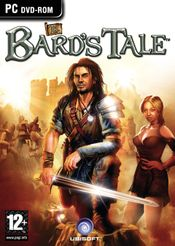 Jaquette The Bard's Tale