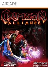 Jaquette Crimson Alliance