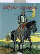 Couverture L'Arbre de Mai - Les 7 Vies de l'Épervier, tome 3