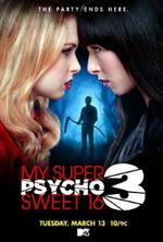 Affiche My Super Psycho Sweet 16 : Part 3