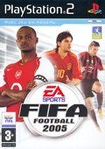 Jaquette FIFA 2005