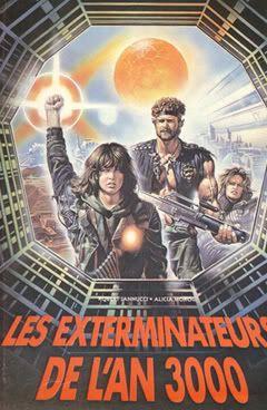 Affiche Les Exterminateurs de l'an 3000