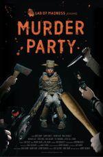 Affiche Murder Party