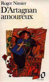Couverture D'Artagnan amoureux