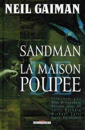 Couverture La Maison de poupée - Sandman, tome 2