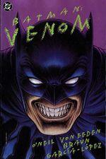 Couverture Batman : Venom