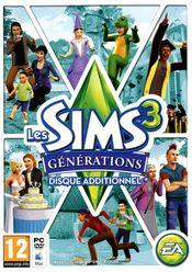 Jaquette Les Sims 3 : Générations