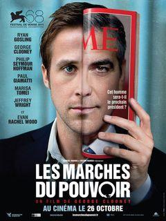 Affiche Les Marches du pouvoir