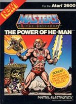 Jaquette Masters of the Universe : The Power of He-Man