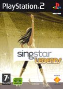 Jaquette SingStar Legends