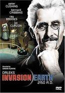 Affiche Les Daleks envahissent la Terre