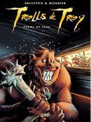 Couverture Plume de sage - Trolls de Troy, tome 7
