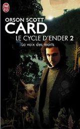 Couverture La Voix des morts - Le Cycle d'Ender, tome 2