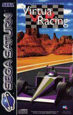 Jaquette Virtua Racing